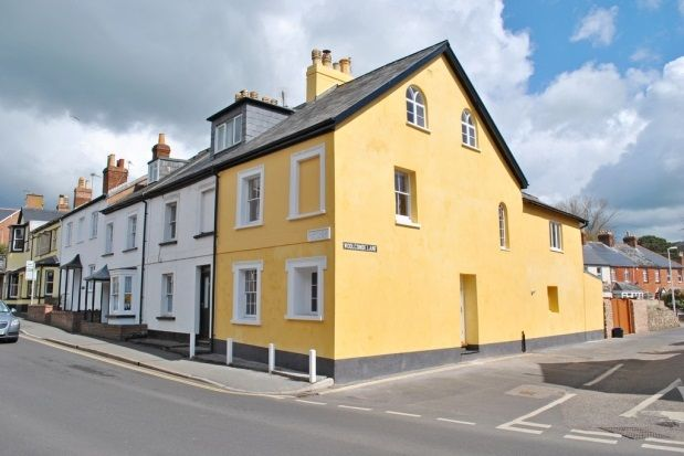 Thumbnail End terrace house to rent in Temple Street, Sidmouth