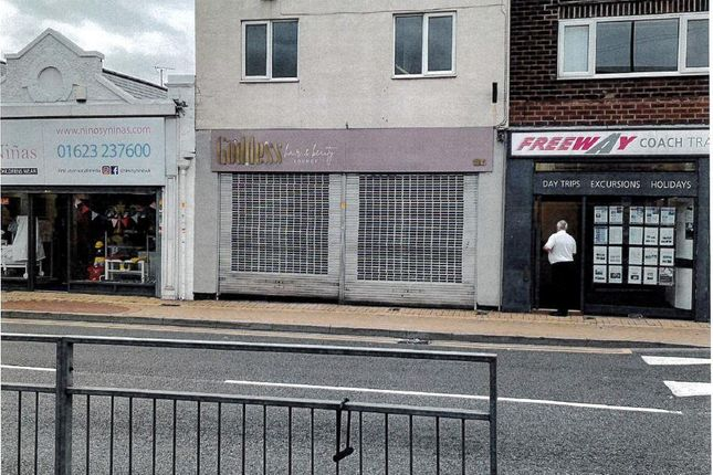 Thumbnail Commercial property to let in 35A Outram Street, Sutton In Ashfield, Notts