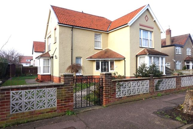 Thumbnail Detached house for sale in Royal Avenue, Great Yarmouth