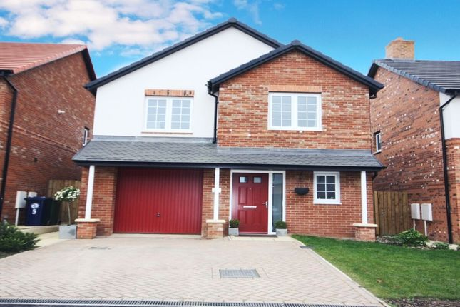 Thumbnail Detached house for sale in Hunters Hill Close, Guisborough