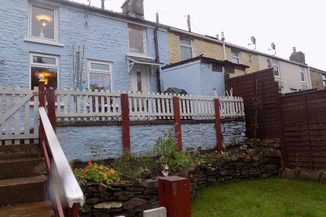 2 bed cottage for sale in Hafod Fan Terrace, Six Bells, Abertillery.