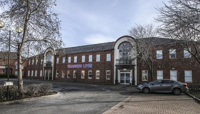 Thumbnail Office for sale in Willow Court, Team Valley Trading Estate, Gateshead, Tyne And Wear