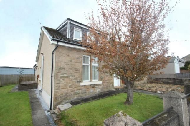 3 bed semi-detached house for sale in Waverley Street, Coatbridge, North Lanarkshire ML5