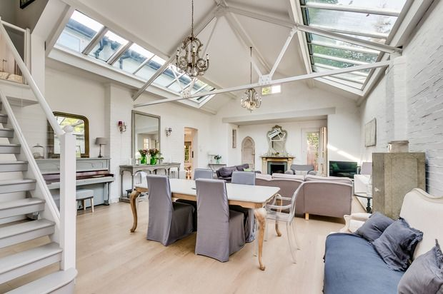 Thumbnail Detached house for sale in Putney Park Avenue, London