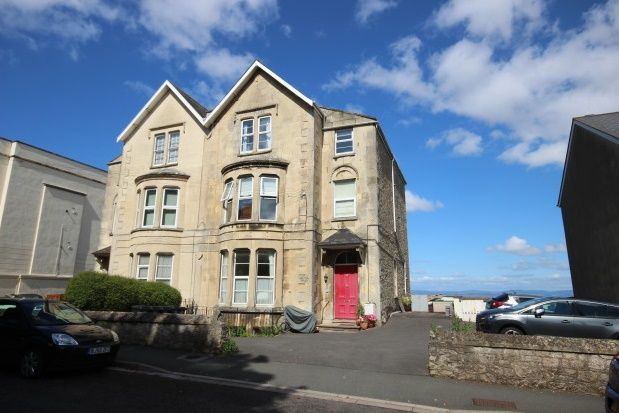 Thumbnail Flat to rent in Wellington Terrace, Clevedon