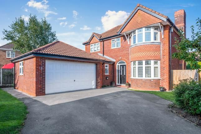 Thumbnail Detached house for sale in Bransdale Close, Great Sankey, Warrington, Cheshire