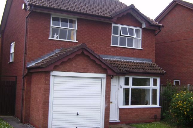 3 bed detached house to rent in Cabot Close, Yate, Bristol