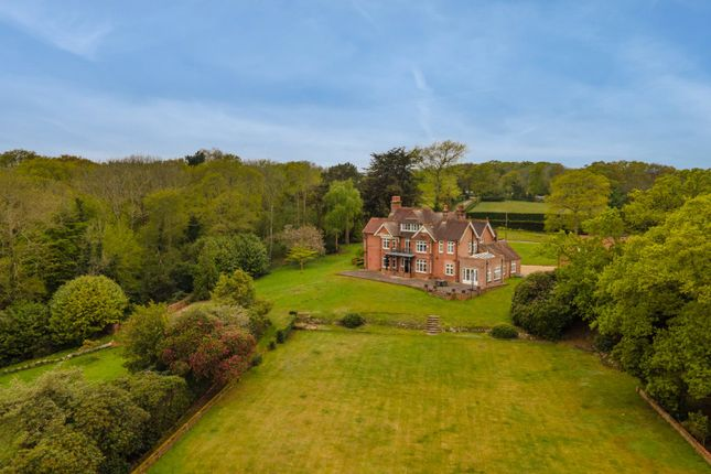 Thumbnail Detached house for sale in Gun Hill, Heathfield, East Sussex