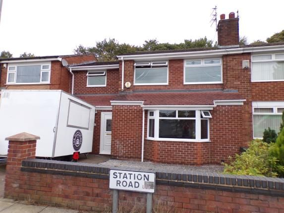 Thumbnail Terraced house for sale in Station Road, Gateacre, Liverpool, Merseyside