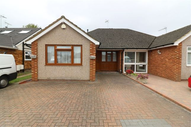 Thumbnail Semi-detached bungalow to rent in Winton Drive, Cheshunt, Waltham Cross, Hertfordshire