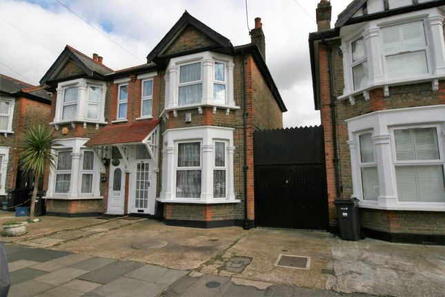 Thumbnail Semi-detached house for sale in Wallington Road, Ilford