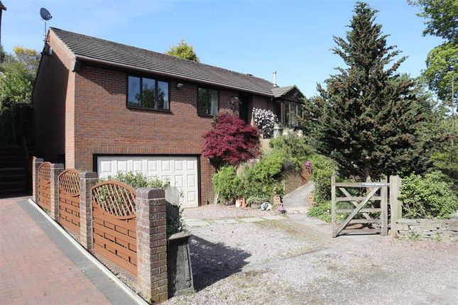 Thumbnail Detached bungalow for sale in Station Road, Cheddleton, Leek