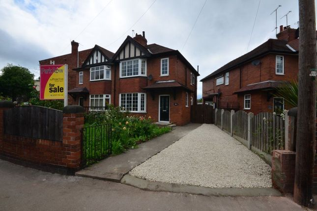 Thumbnail Semi-detached house to rent in The Green, South Kirkby, Pontefract
