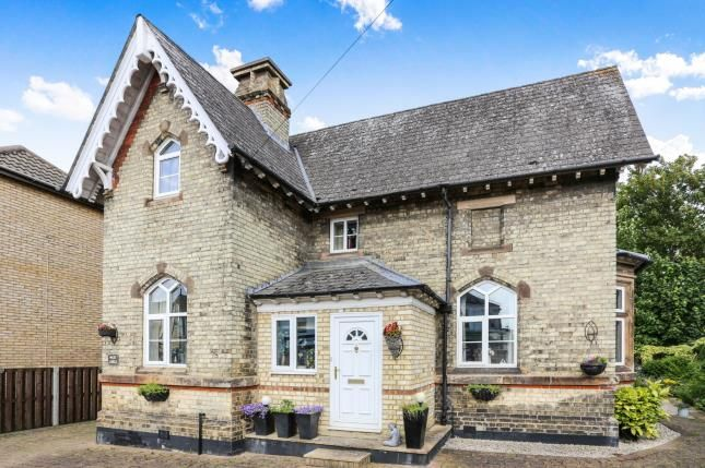 Thumbnail Detached house for sale in West Drive, Arlesey, Bedfordshire, England