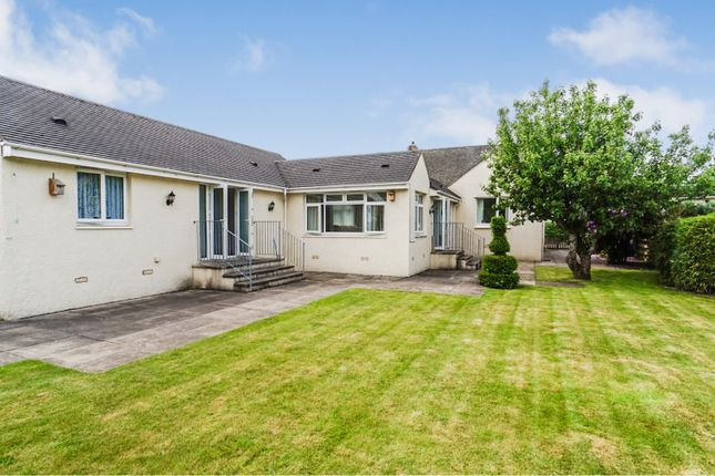 Thumbnail Detached bungalow for sale in High Hill, Keswick