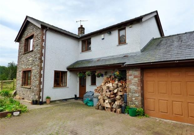 Thumbnail Detached house for sale in Honey Pot House, Gaisgill, Penrith, Cumbria