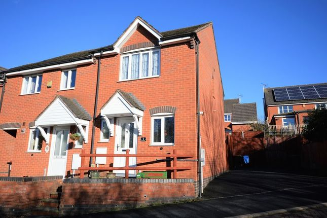 2 bedroom semi-detached house to rent in Anselm Court, Telford