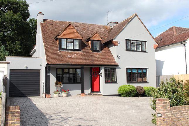 Thumbnail Detached house for sale in Moffats Lane, Brookmans Park, Hatfield