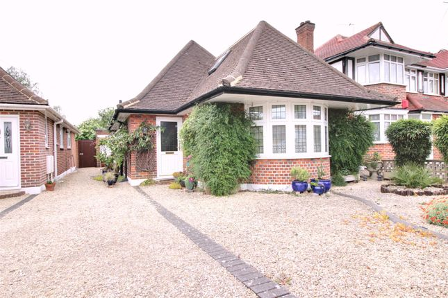 Thumbnail Detached bungalow for sale in Cannonbury Avenue, Pinner