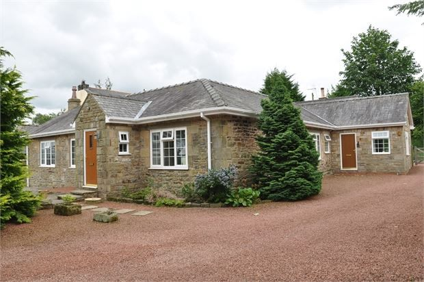 Thumbnail Bungalow for sale in Foxghyll, Henshaw, Bardon Mill