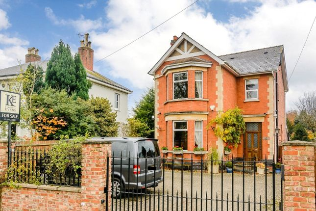 Thumbnail Detached house for sale in Leckhampton Road, Cheltenham, Gloucestershire