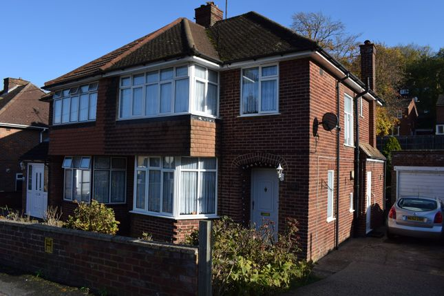 3 bed semi-detached house for sale in Chairborough Road, High Wycombe, Buckinghamshire