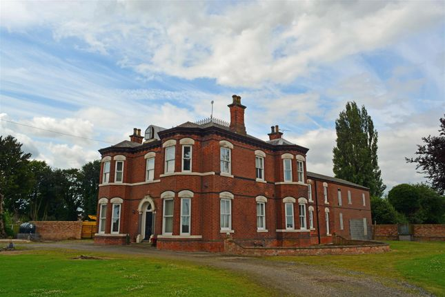 Thumbnail Detached house for sale in Lansdowne Manor House, Althorpe, Scunthorpe