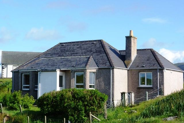 Thumbnail Bungalow for sale in Upcaw, Isle Of Scalpay