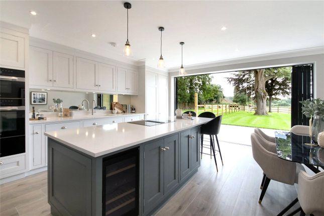 Thumbnail Semi-detached house for sale in Lime Tree Villas, London Road, Sunningdale, Ascot