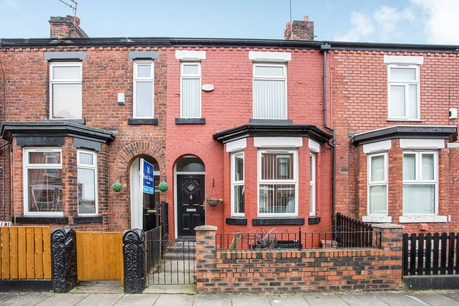 Thumbnail Terraced house to rent in Haven Street, Salford