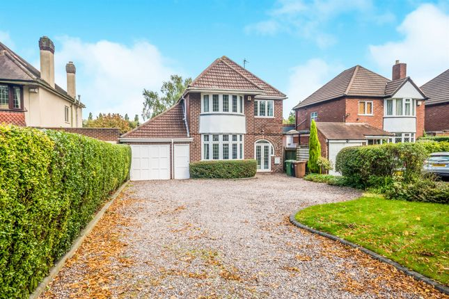 Thumbnail Detached house for sale in Broadway North, Walsall