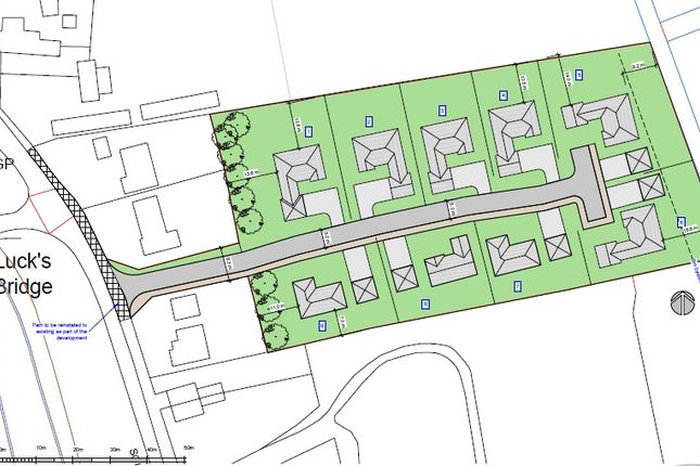 Thumbnail Land for sale in Chepstow Close, Spalding