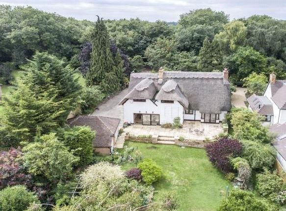 Thumbnail Detached house for sale in Church Road, Cookham Dean, Berkshire