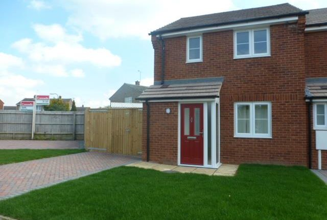 Thumbnail Terraced house to rent in North Way, Deanshanger, Milton Keynes