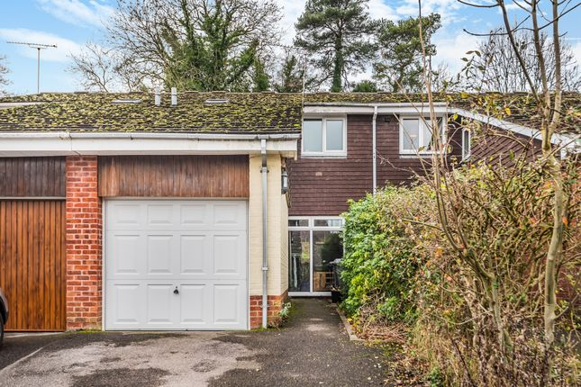 3 bed terraced house for sale in Cundell Way, Kings Worthy, Winchester SO23