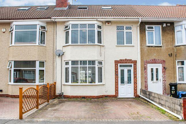 Thumbnail Terraced house for sale in Jean Road, Brislington, Bristol
