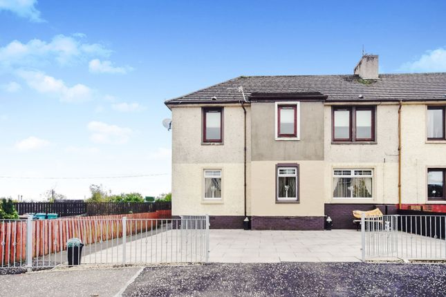 Thumbnail Flat for sale in Beechworth Drive, Motherwell