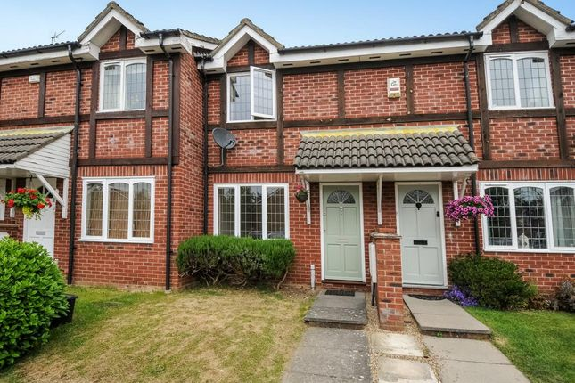 Thumbnail Terraced house to rent in Fair Ridge, High Wycombe