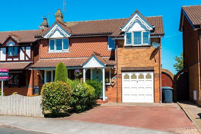 Thumbnail Detached house for sale in Southlands, Kirkham, Preston, Lancashire