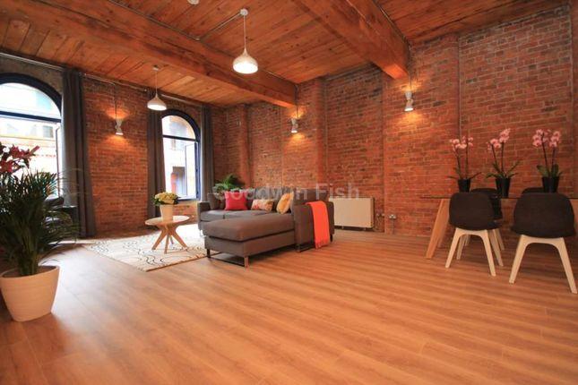 Thumbnail Flat to rent in Sackville Street, Manchester