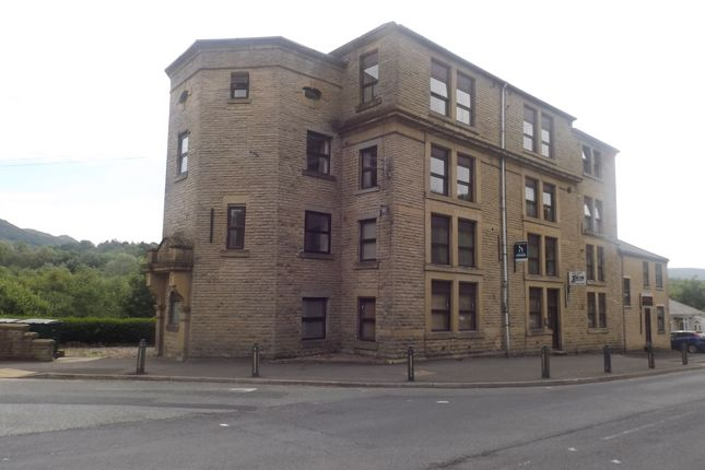 Thumbnail Flat to rent in Mitre House, Manchester Road, Mossley
