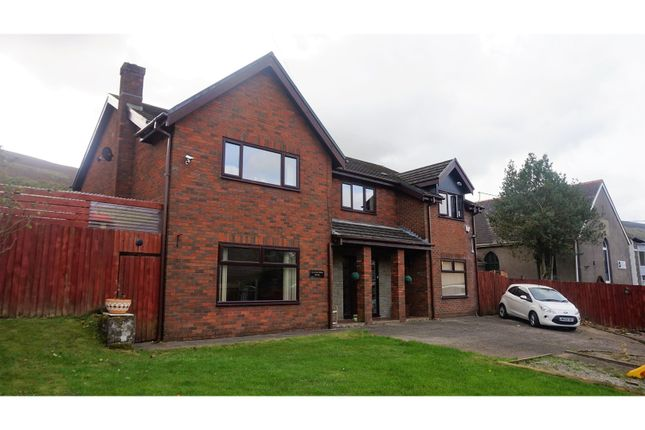Thumbnail Detached house for sale in Nant-Y-Gwyddon Road, Pentre