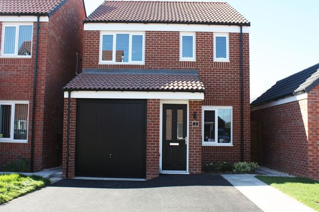 "Thumbnail 3 bedroom semi-detached house for sale in ""The Rufford"" at Wyndham Way, Pleasley, Mansfield"