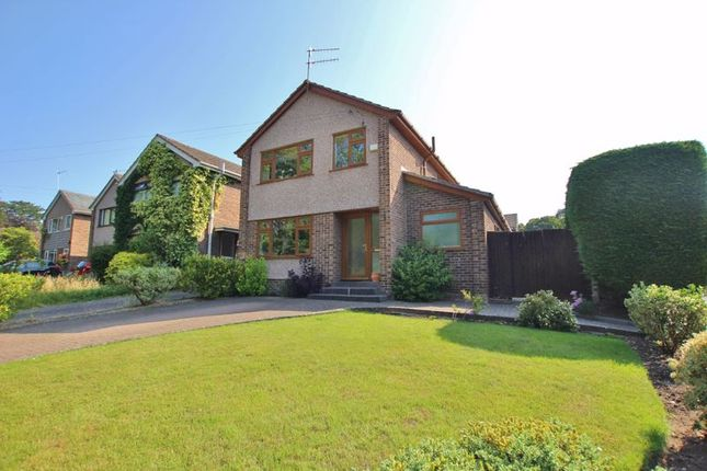 Thumbnail Detached house for sale in Wethersfield Road, Prenton, Wirral