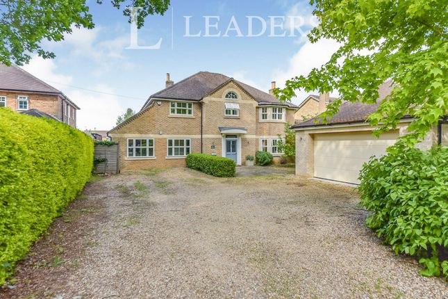 5 bed detached house to rent in Stamford Road, Oakham LE15