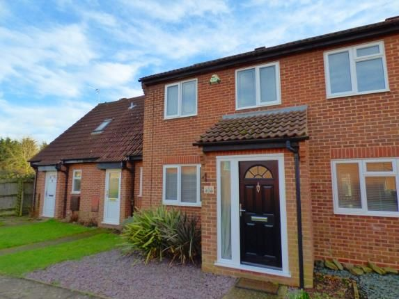 Thumbnail Terraced house for sale in Holt Drive, Colchester, Essex