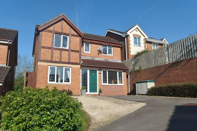 Thumbnail Detached house to rent in Livia Way, Lydney