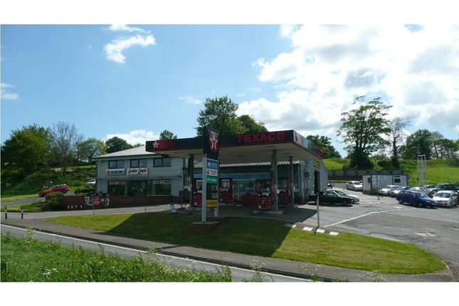 Thumbnail Commercial property for sale in Redlands Service Station, Exeter