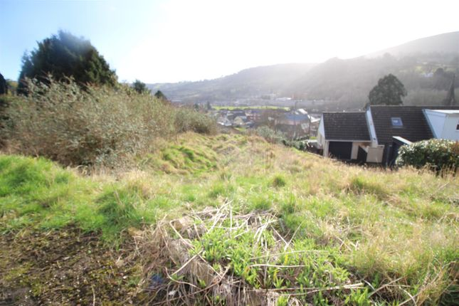 Thumbnail Land for sale in Temperance Hill, Risca, Newport
