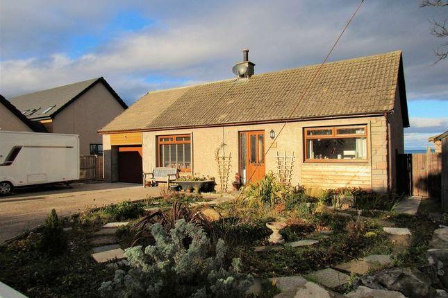 Thumbnail Detached bungalow for sale in Burghead, Elgin
